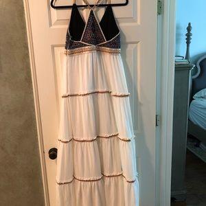Boston Proper Dresses - Embroidered Maxi Dress from Boston Proper